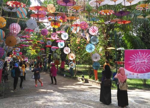 Taman Balekambang Solo Bakal Jadi Destinasi Wisata Malam Hari