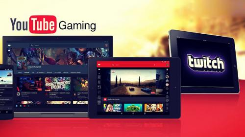saingi-twitch-youtube-resmi-rilis-youtube-gaming | Berita Positive