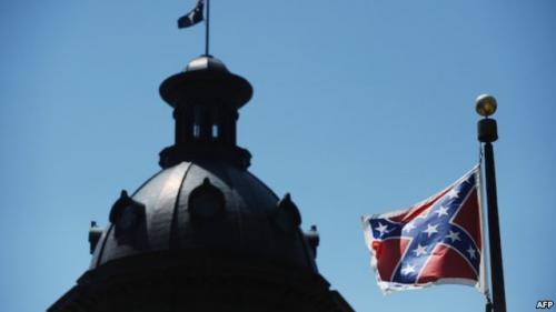 south-carolina-diguncang-demo-anti-bendera-konfederasi | Berita Positive